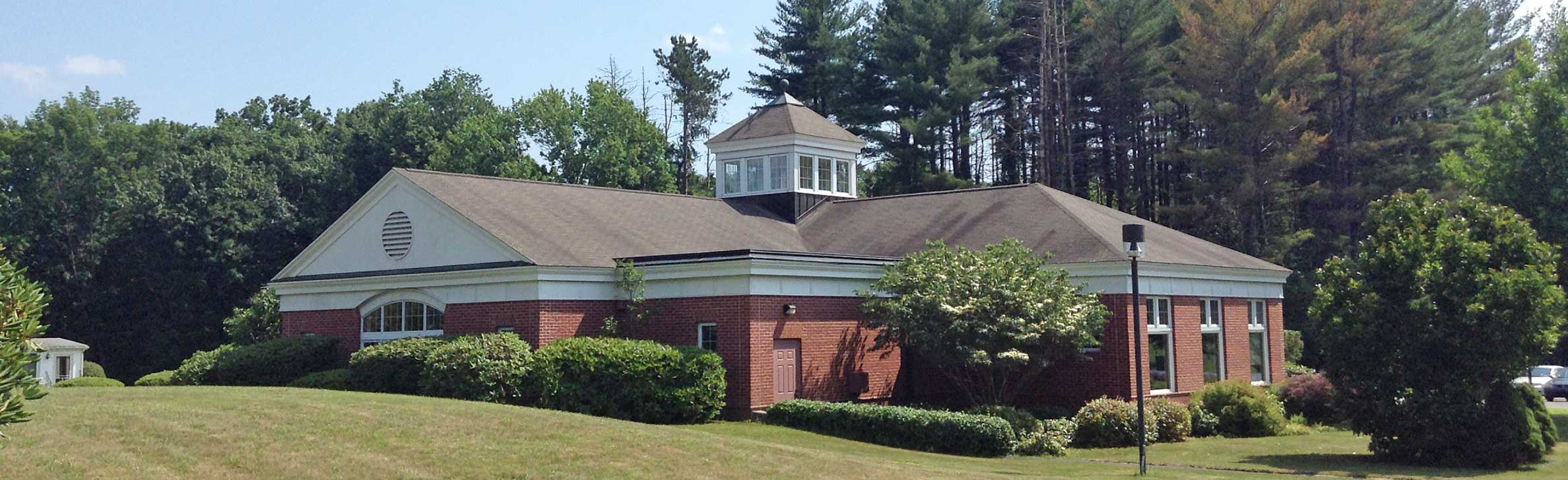 Edwards Public Library in Southampton, MA